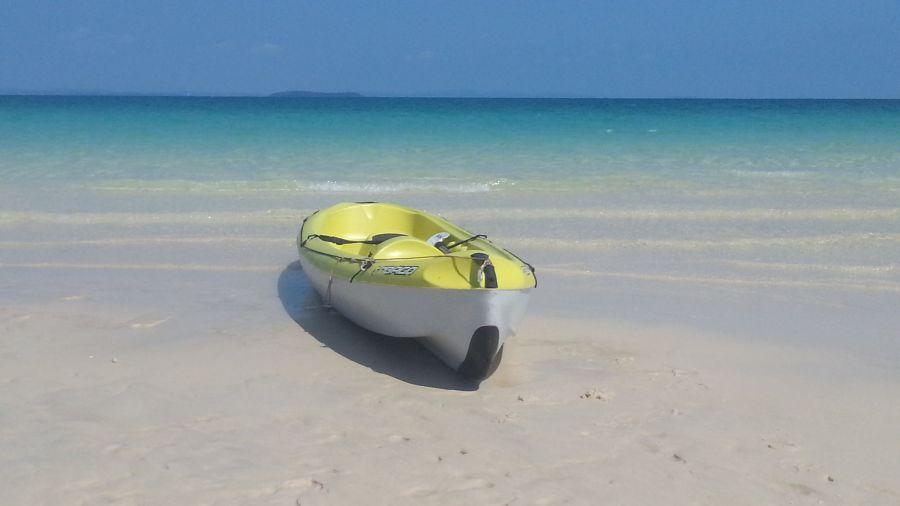 Остров Ко Ронг Самлоем XU7AKC Туристические достопримечательности