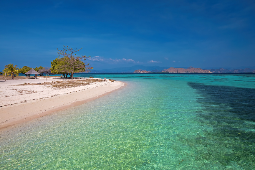 Komodo Island Flores Island YB9/DL7UVO YB9/DL3KZA Tourist attractions