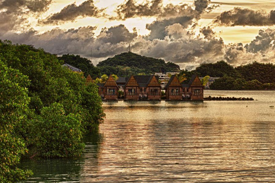 Koror Island Palau T88FC DX News