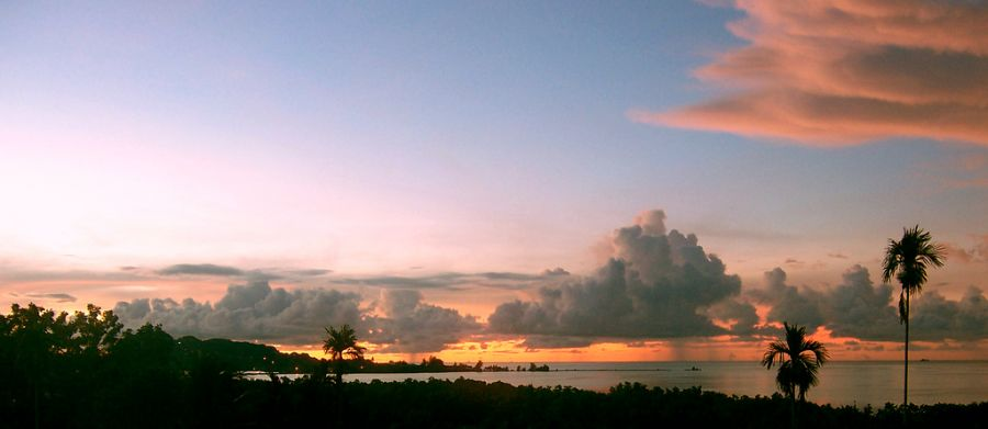 Остров Корор Палау T88FC Туристические достопримечательности