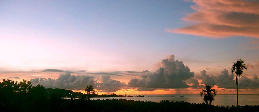 Koror Island T88FC Tourist attractions