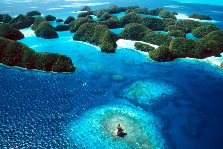 Koror Island Palau T88WX DX News