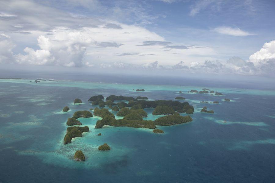 Koror Island Palau T88HR