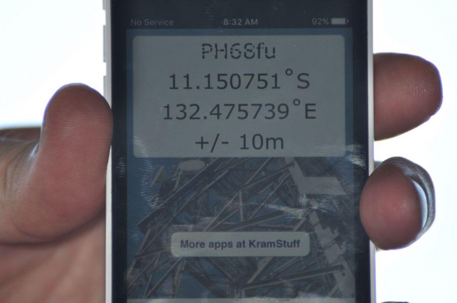 Остров Крокер GPS Координаты