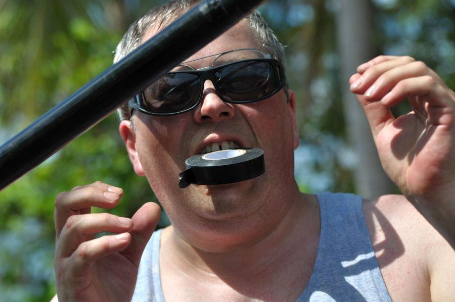 Остров Крокер Антенна фото 3 Рук не хватает