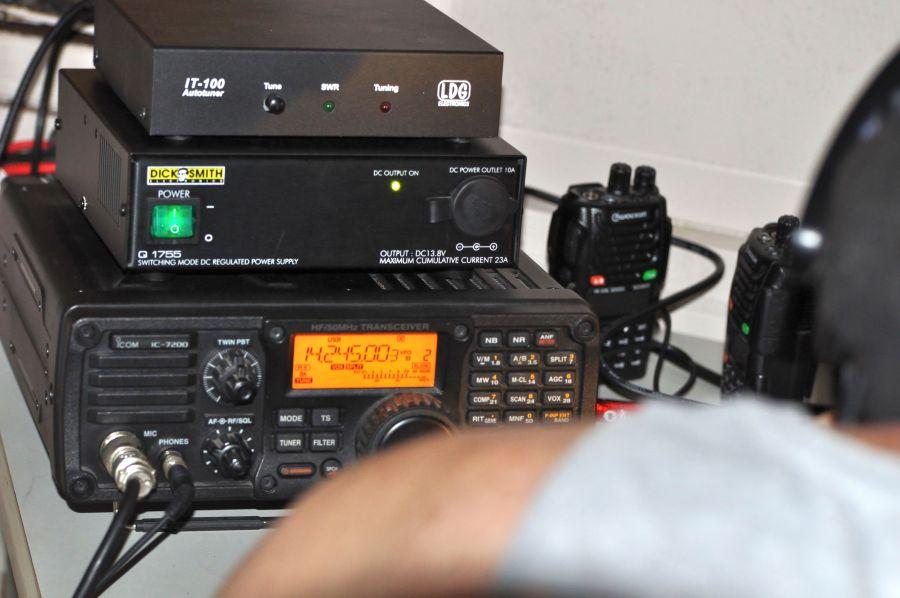 Остров Крокер Радиостанция VK5MAV/8