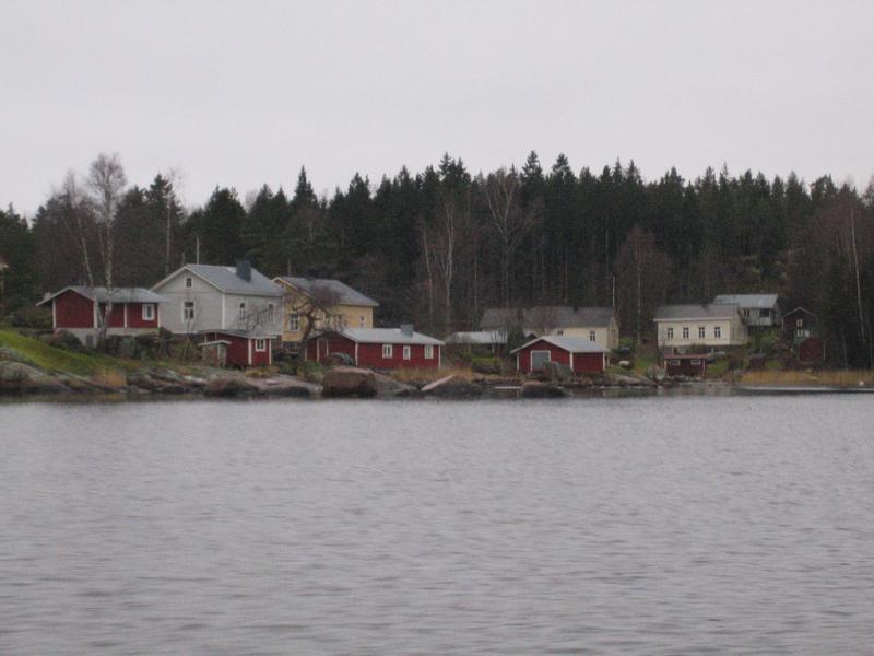 Kuorsalo Island OH5TS