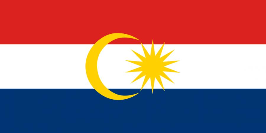 Labuan Island Flag