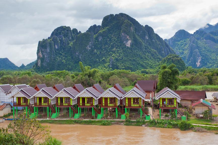 Laos XW1HFC