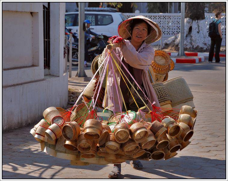 Laos XW1IC Tourist Attractions