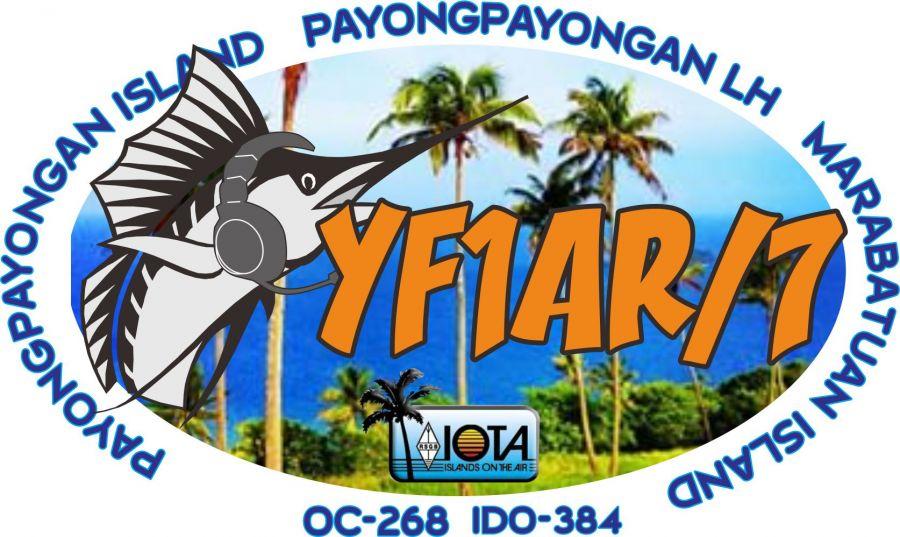 Laut Kecil Islands YF1AR/7