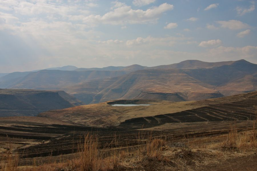 Lesotho 7P8BFN DX News