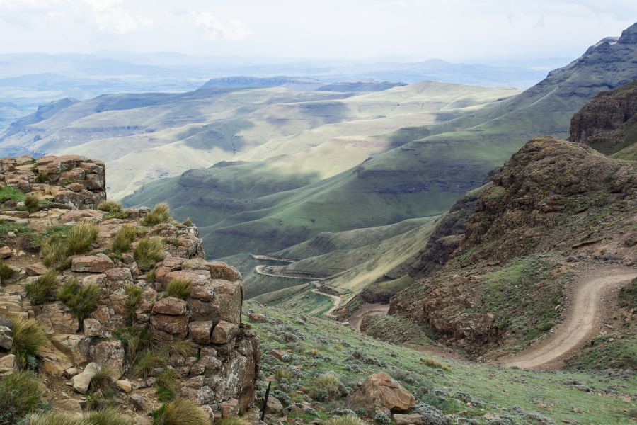 Lesotho 7P8BFN Tourist attractions spot