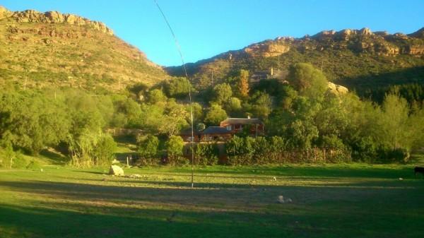 Lesotho 7P8C Antenna News