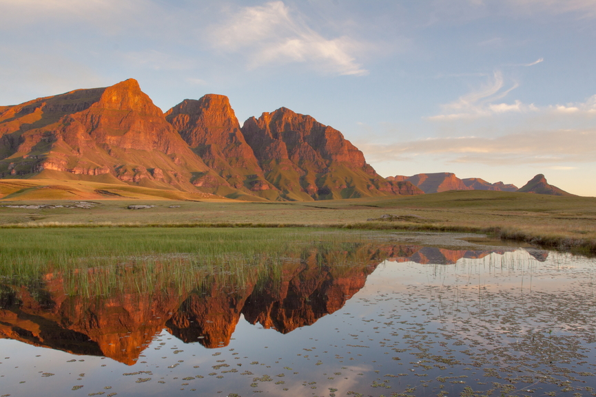 Lesotho 7P8NH Tourist Attractions
