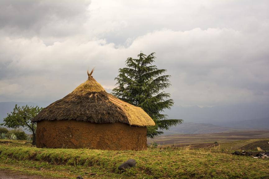 Lesotho 7P8NH