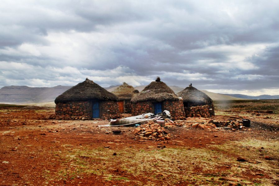 Lesotho 7P8RJ Tourist attractions