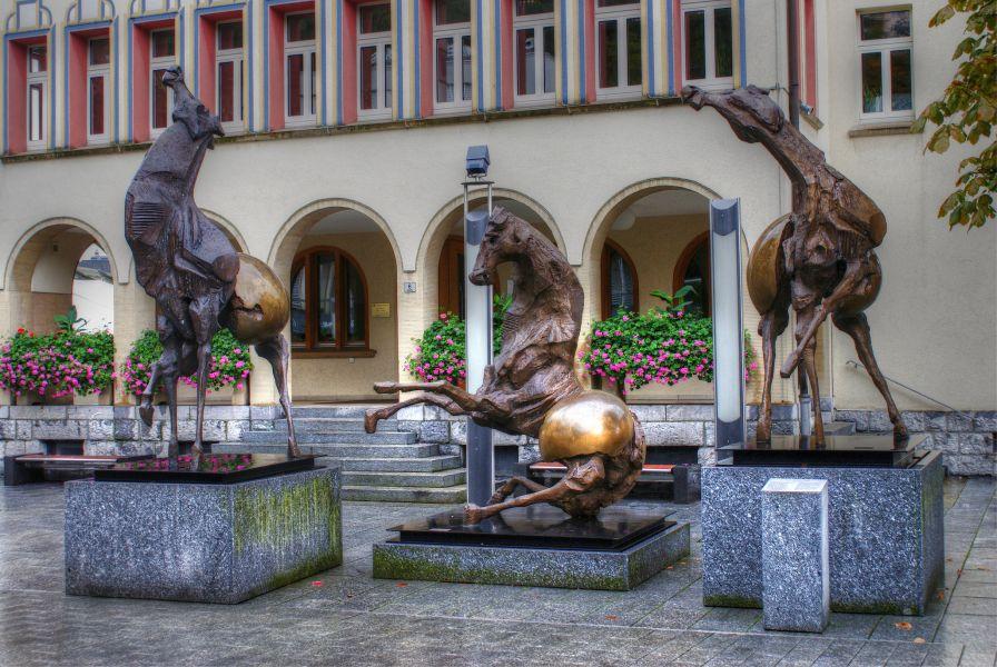 Лихтенштейн HB0/RC3C Туристические достопримечательности