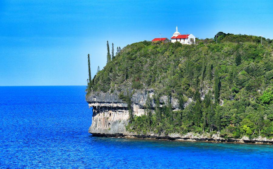 Остров Лифу FK/F8FUA Новая Каледония