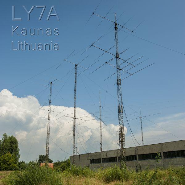 Lithuania Kaunas University of Technology LY7A