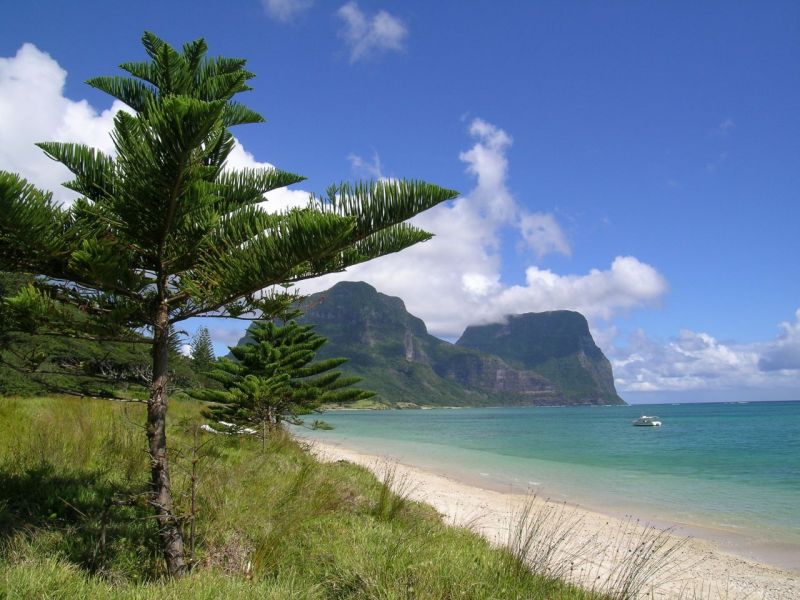 Lord Howe Island DL1YAF/VK9L Tourist attractions