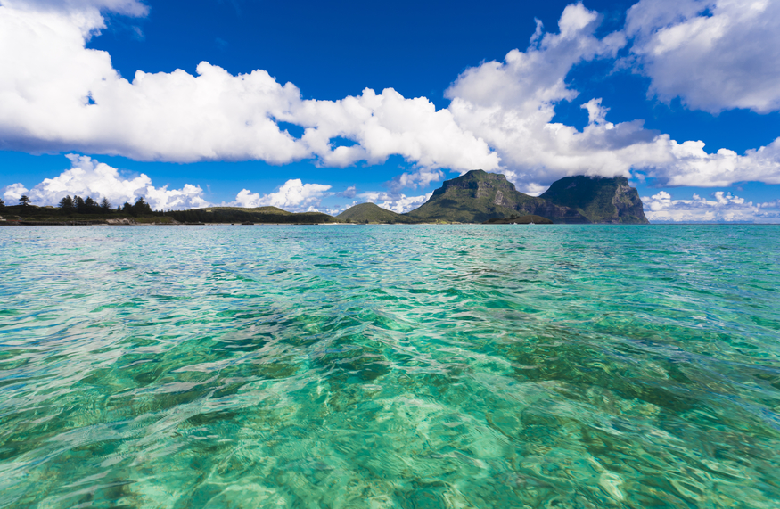 Lord Howe Island VK2IAY/9 Tourist attractions