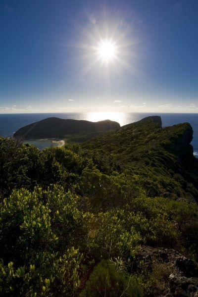 Остров Лорд Хау VK9LC Туристические достопримечательности