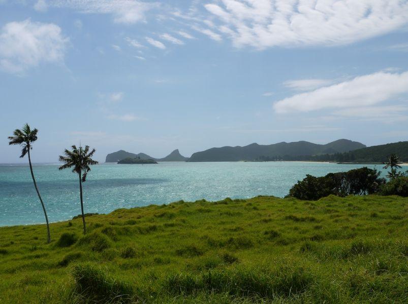 Lord Howe Island VK9LX VK9L/W1SRD Tourist attractions spot