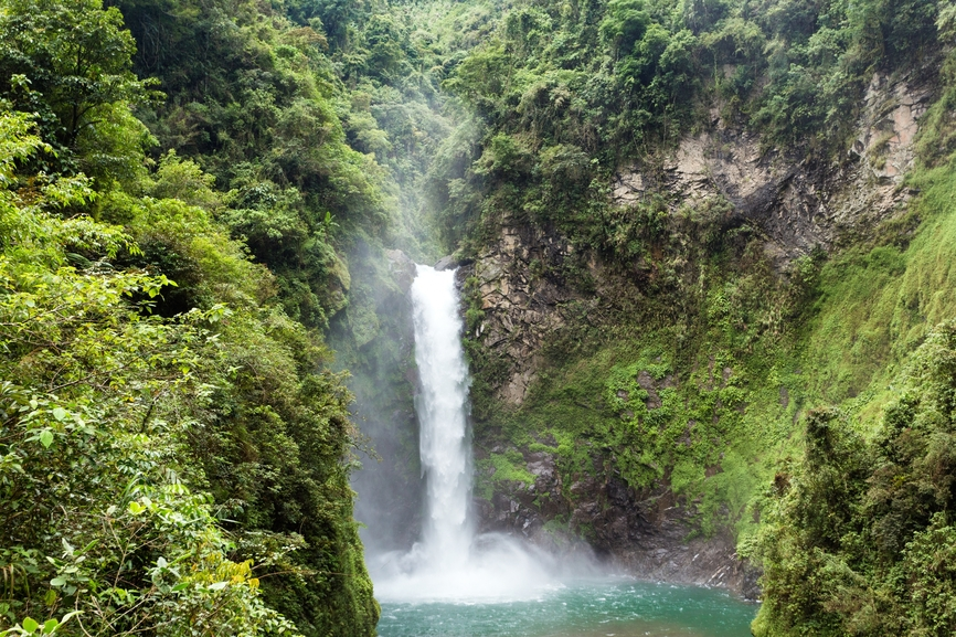 Luzon Island DU3/R7KW DU3/YL3JM Tourist attractions