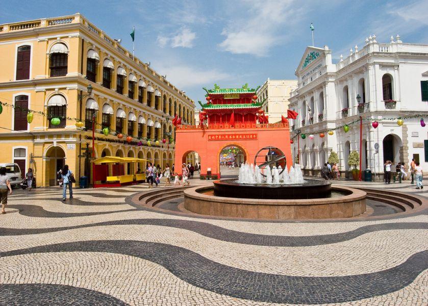 Macau XX9TGM