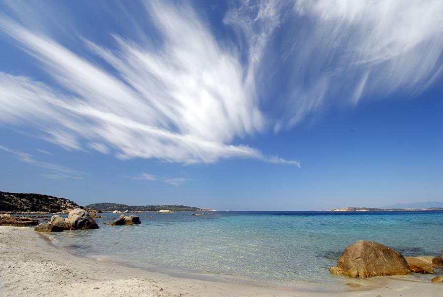Maddalena Island IM0/IZ1MHY Tourist attractions spot Bassa Trinita