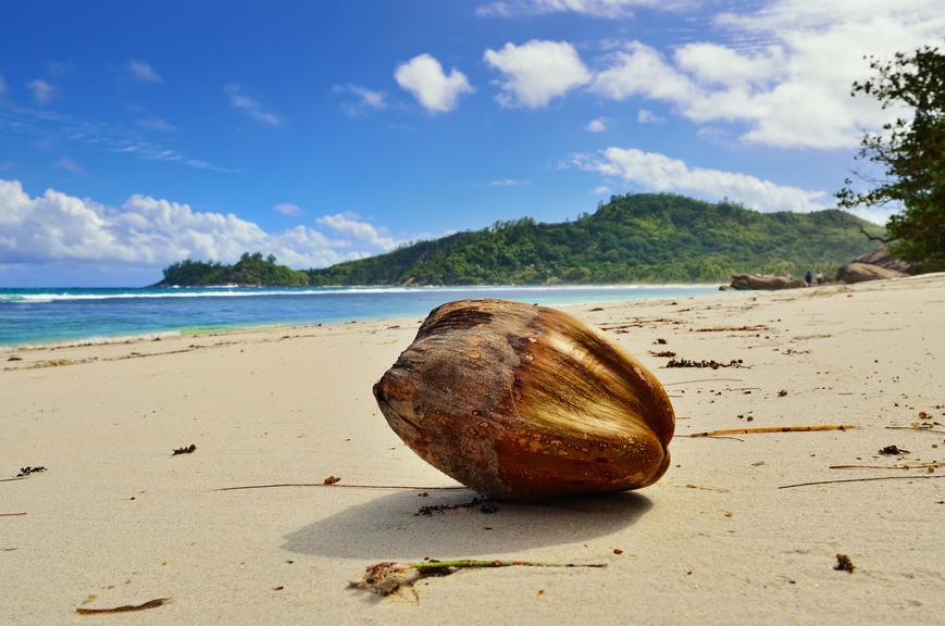 Остров Маэ Сейшельские острова S79K Туристические достопримечательности