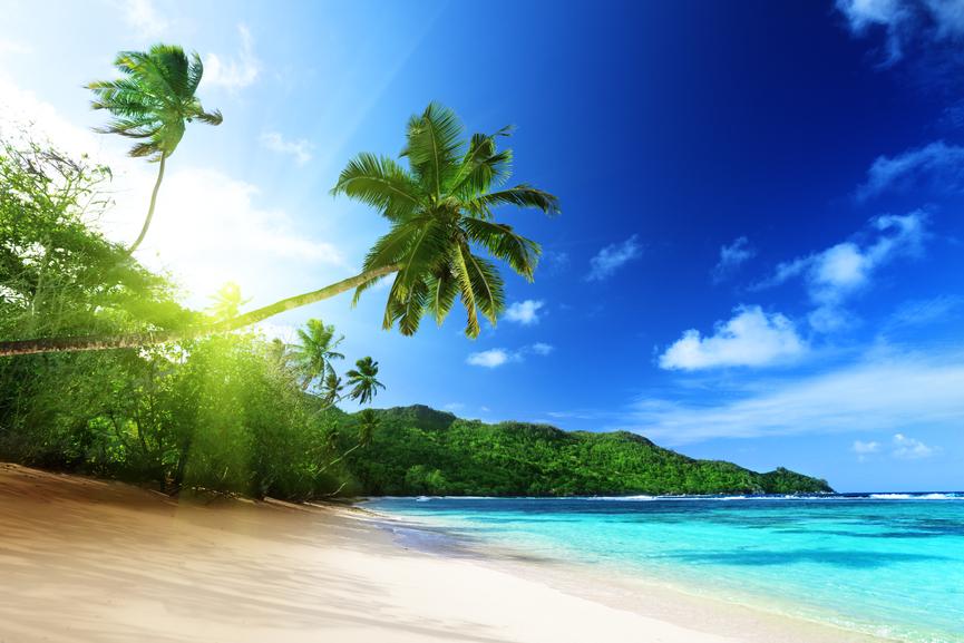 Остров Маэ S79K Сейшельские острова
