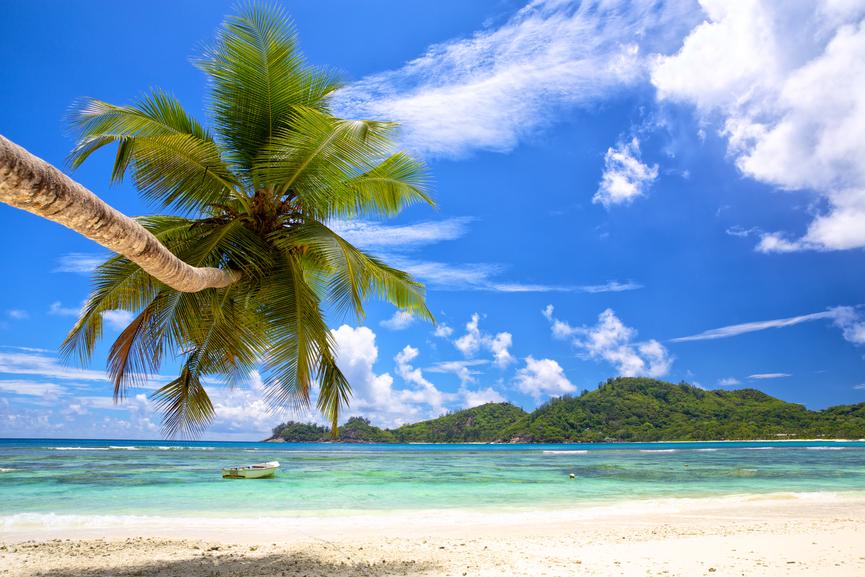 Остров Маэ S79O Туристические достопримечательности