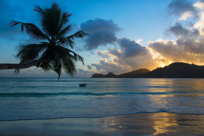 Mahe Island S79OWZ Seychelles Tourist attractions