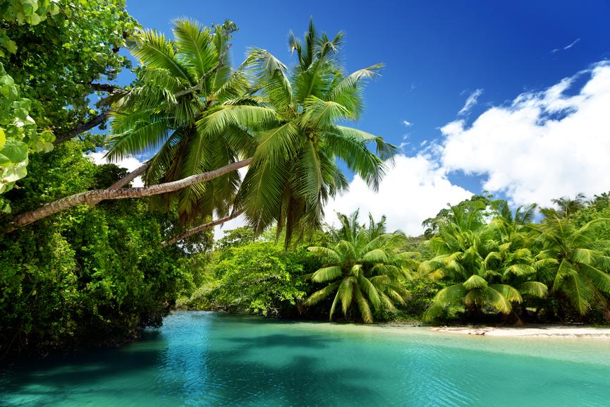 Остров Маэ S79OWZ Сейшельские острова