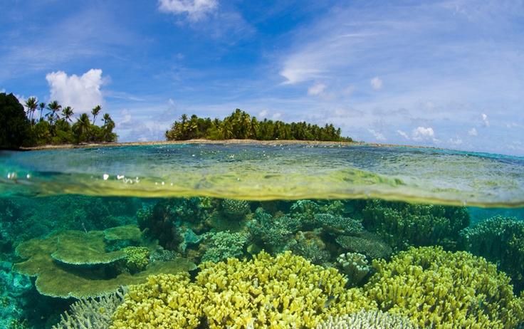 Атолл Маджуро V73XP Маршалловы острова Туристические достопримечательности