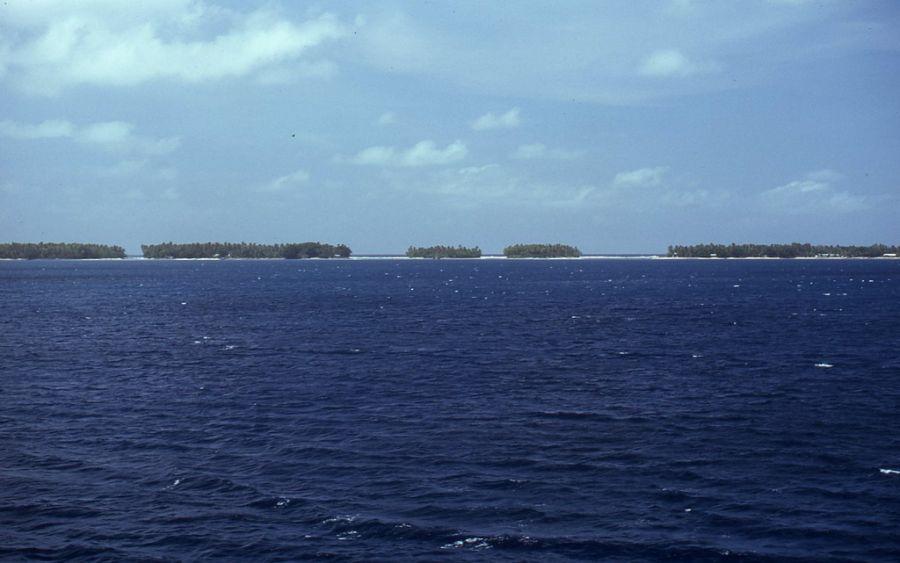 Majuro Atoll Marshall Islands V73D DX News
