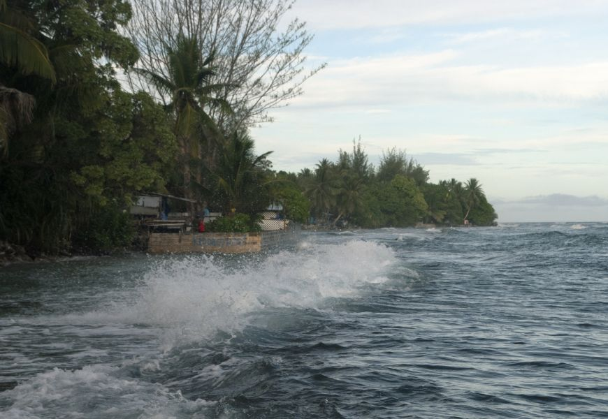 Majuro Atoll Marshall Islands V73HA Tourist attractions spot Rairok.