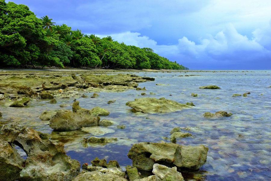 Атолл Маджуро Маршалловы острова V73OY Туристические достопримечательности