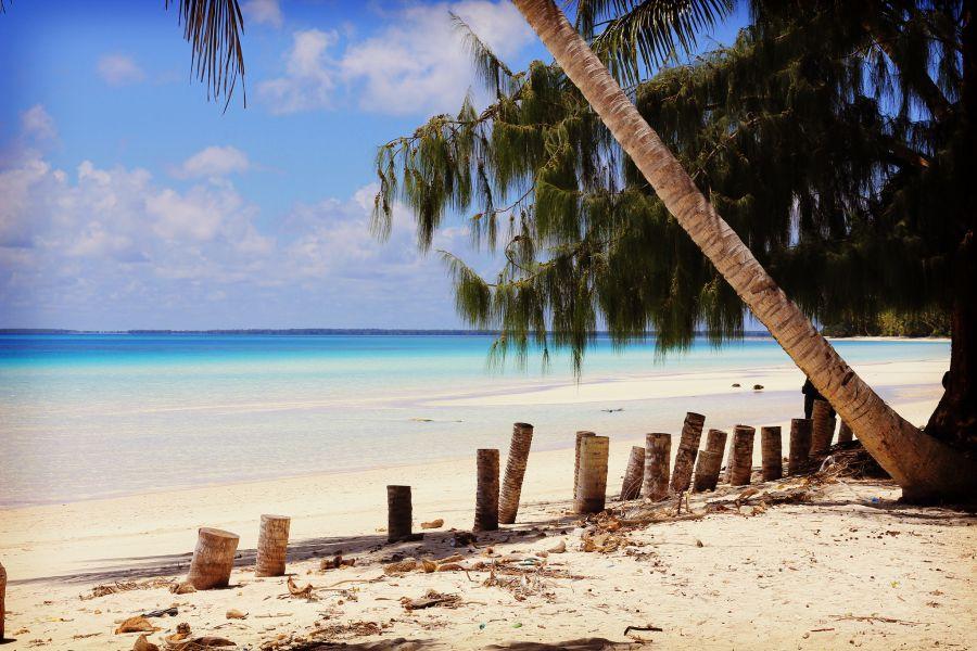Остров Маджуро Маршалловы острова V73YL V73H Туристические достопримечательности