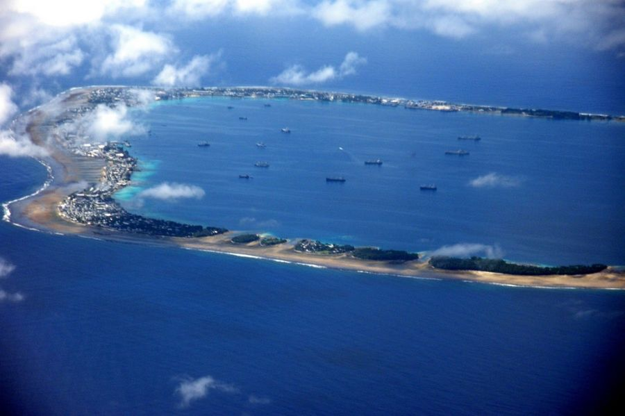 Остров Маджуро Маршалловы острова V73YL V73H