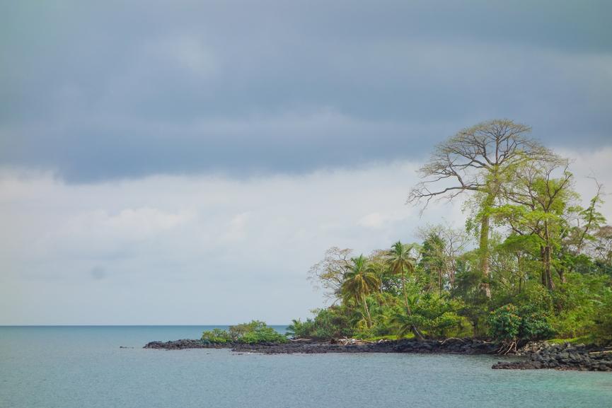 Bioko Island Fernando Po Island 3C7A