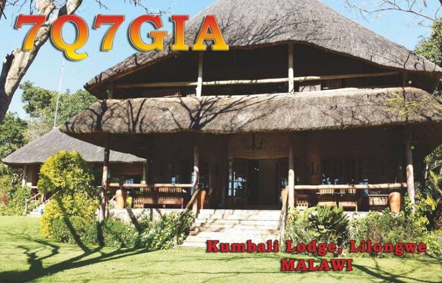 Malawi 7Q7GIA QSL