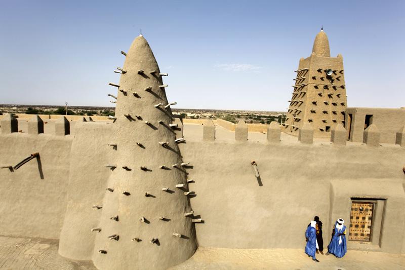 Mali TZ5XR Timbuktu.