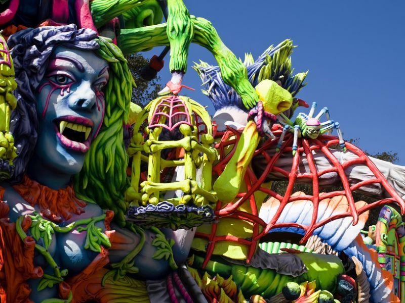 Malta 9H3JA Carnival Tourist attractions