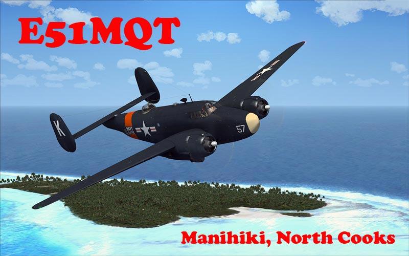 Остров Манихики E51MQT
