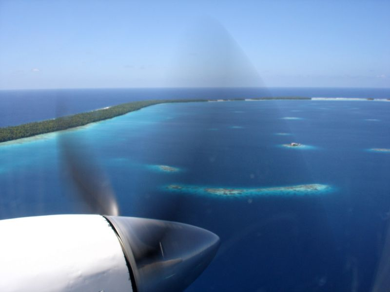 Manihiki Atoll E51UFF Tourist attractions North Cook Islands
