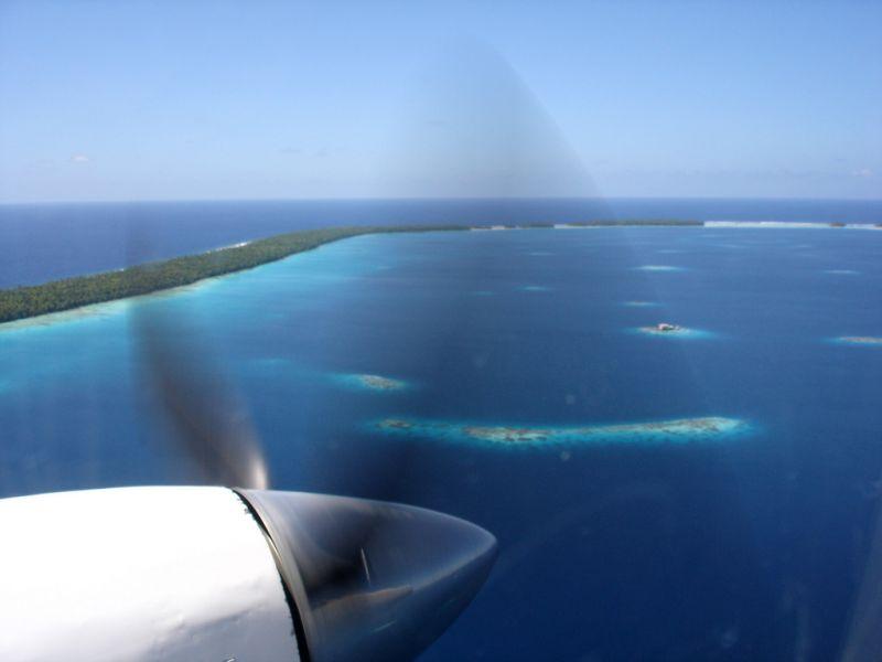 Manihiki Atoll E51UFF Tourist attractions North Cook Islands