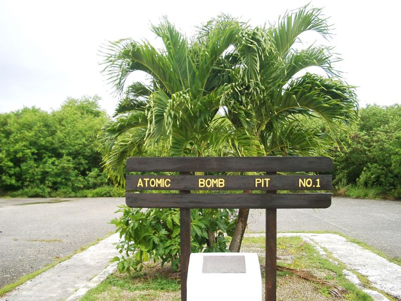 Mariana Islands NH0DX Tourist attractions